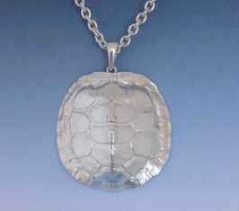 Turtle Shell Pendant