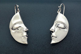 Half Moon Earrings - M 1 H FW