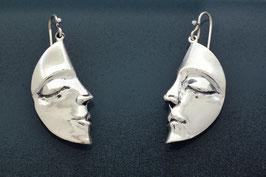 Half Moon Earrings - M 1 H FW