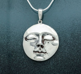 Full Moon Pendant - M 1 F P