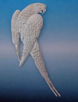 Macaw Bar Pin