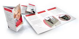Implantatprophylaxe Flyer Motiv 1