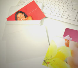 Briefumschläge DIN A6 für Recallkarten