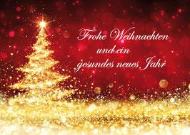 Recallkarten Motiv Weihnachten