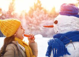 Recallkarten Motiv Jahreszeiten Winter