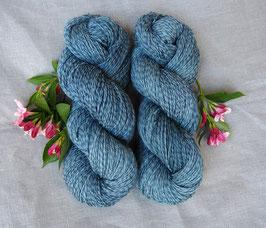 welthase tweed fingering danish sea * dyed to order