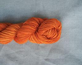 welthase bfl pearl 50g deep pumkin - glazed carrot