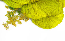 welthase single lace lime - gold moss