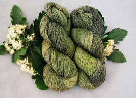 welthase tweed fingering lake in the woods  * dyed to order
