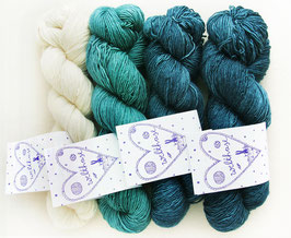 KIT SIAM LOVE colourway private ocean