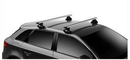 Thule Grundträger für Mercedes EQC SUV ab Bj. 20
