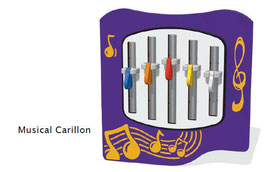 Musical carillon