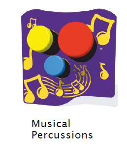 Musical percussions