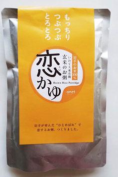 玄米粥 恋かゆ