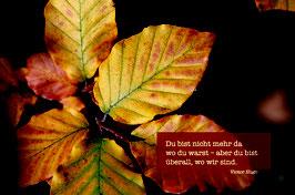 Sujet 11:  Herbst
