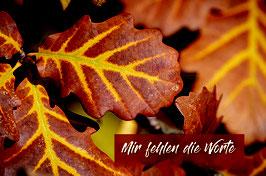 Sujet 12:  Herbst