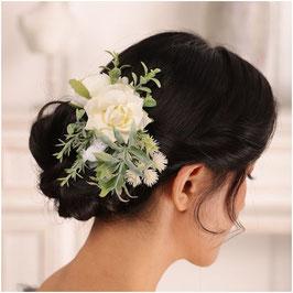 Haarkamm Blumen Haarschmuck Braut Haarschmuck Hochzeit Haarschmuck Festlich N3812