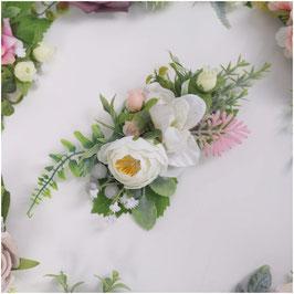 Haarklammer Blumen Haarschmuck Braut Kopfschmuck Hochzeit N4199 Haarschmuck Hochzeit
