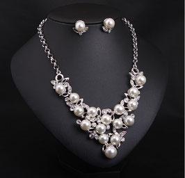 Schmuckset Perlen N5519