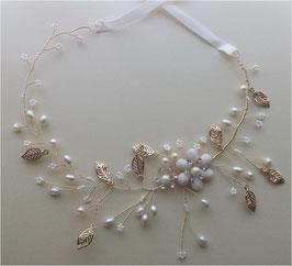 Haarschmuck Gold Perlen Haarschmuck Braut Haarband Gold Perlen Haarschmuck Hochzeit N2631