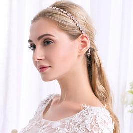 Haarschmuck Braut Haarband Gold Brautschmuck Gold Hochzeit Haarschmuck Gold N20016