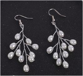 Ohrringe Perlen N5991