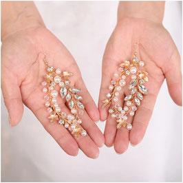 Ohrringe Perlen N5203