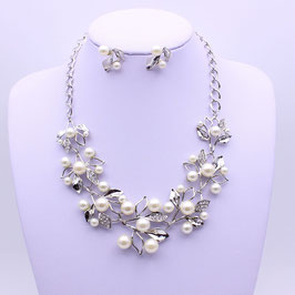 Schmuckset Perlen N5801