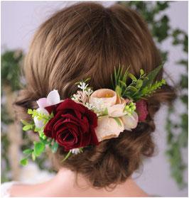 Haarkamm Blumen Haarschmuck Braut Haarkamm Hochzeit Haarschmuck Festlich N302204
