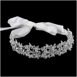 Haarband Strass Silber Haarschmuck Braut Haarschmuck Hochzeit N26079