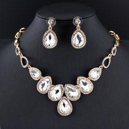 Schmuckset Perlen N5803