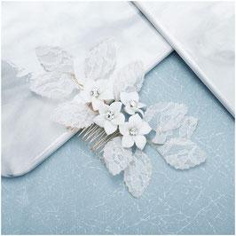 Haarkamm Blumen Vintage Haarschmuck Braut Haarschmuck Hochzeit Kopfschmuck Braut N3250