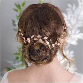 Haarband Rosegold N2878