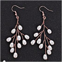 Ohrringe Perlen N5992