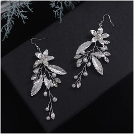 Ohrringe Perlen Strass N5107