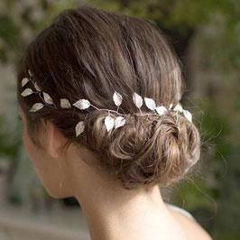 Haarschmuck Braut Haarband Gold Haardraht Gold N2323