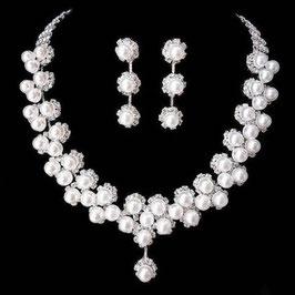 Schmuckset Perlen N5511