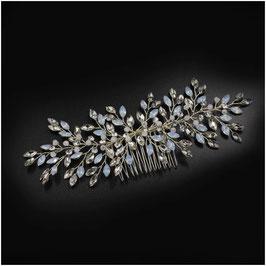 Haarschmuck Braut Haarkamm Perlen Silber N33877 Haarschmuck Hochzeit