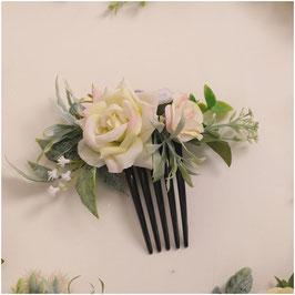 Haarschmuck Braut Haarkamm Blumen N33004 Haarschmuck Hochzeit