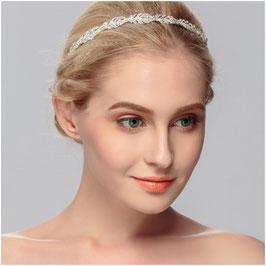 Haarschmuck Silber Haarschmuck Braut Haarschmuck Hochzeit N1266-Silber