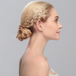 Haarschmuck Set 3 Stk. Haarschmuck Gold Vintage Haarschmuck Braut Haarschmuck Hochzeit N33883
