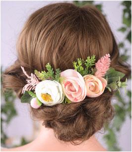 Haarkamm Blumen Haarschmuck Braut Haarkamm Hochzeit Haarschmuck Festlich N302205