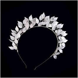 Haarreif Silber Haarschmuck Hochzeit N22088