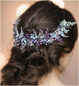 Haardraht Perlen Haarschmuck Braut Kopfschmuck Braut Haarschmuck Hochzeit N22550