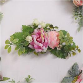 Haarklammer Blumen Haarschmuck Braut Kopfschmuck Hochzeit N4191 Haarschmuck Hochzeit