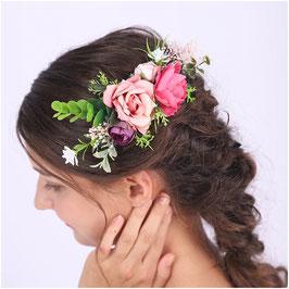 Haarkamm Blumen Haarschmuck Braut Haarschmuck Hochzeit Haarschmuck Festlich N3811