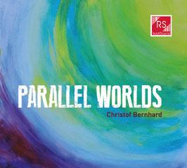 """CD """"Parallel Worlds"""" Improvvisazione Suoni Sacri"""