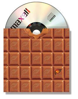 burnerbox 008 > Schokolade