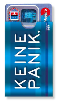 cardbox 117 > KEINE PANIK.