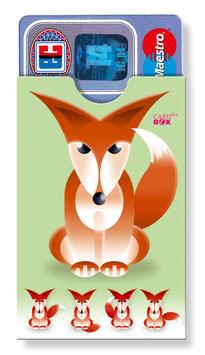 cardbox 125 > Füchse